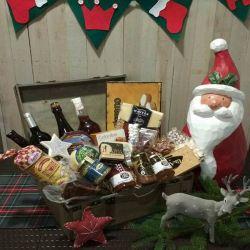 Baul Navidad - Productos Asturianos - Cesta Navidad