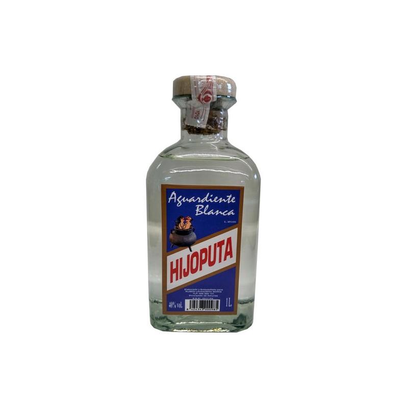 Aguardiente Orujo Blanco 1 litro Asturias