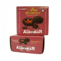 Pate Oricios Artesanal Asturiano