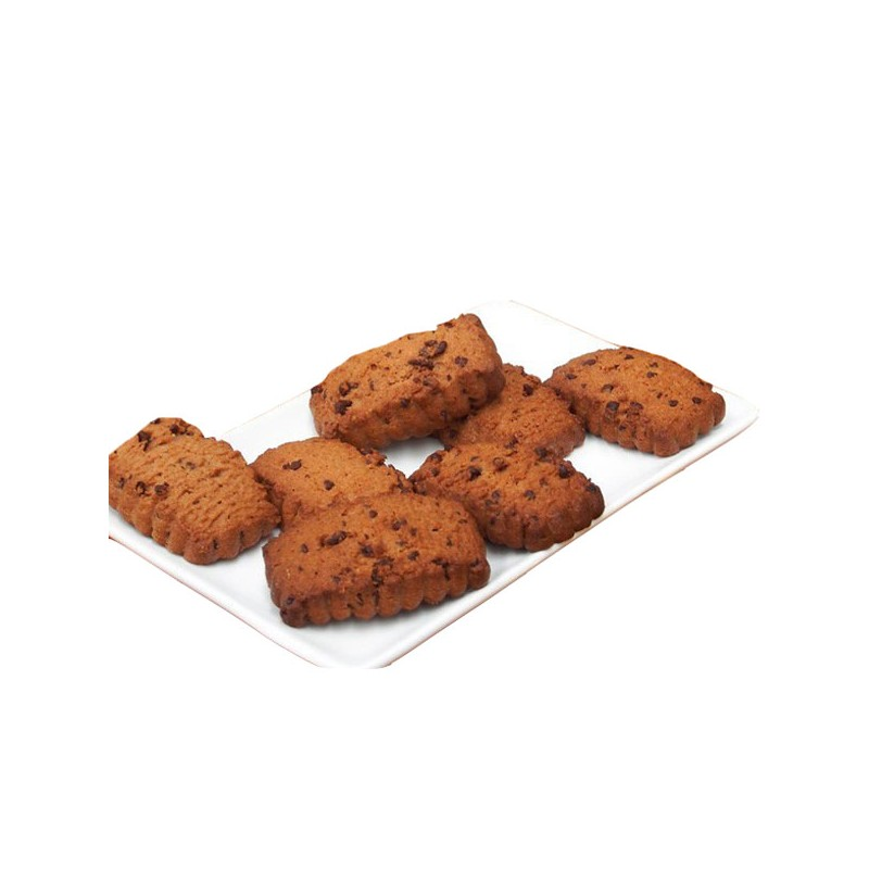 Galletas de Cholate y Avellanas Asturianas