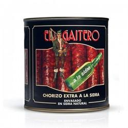 Chorizo Extra a la Sidra Asturiano