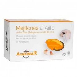 Mejillones Al Ajillo Con Guindilla Asturias