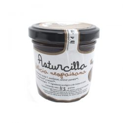 Asturcilla - Crema de Avellanas Al Cacao - Producto de Asturias