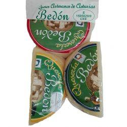 Tabla de Quesos Bedón - Vaca, Cabra, Mezcla.