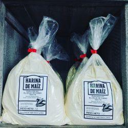 Comprar Harina de Maiz Natural de Corao