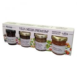 Mermeladas Villa Melba Premium - Especial Maridaje