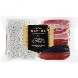 Preparado de Fabada Asturiana 6 raciones - Pack Fabada