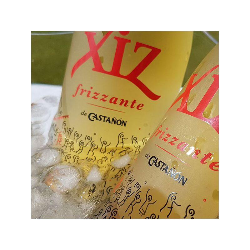 Sidra Frizzante Xiz - Similar Moscato