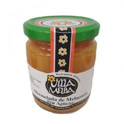 Mermelada de Melocoton sin azúcar Villa Melba - Comprar