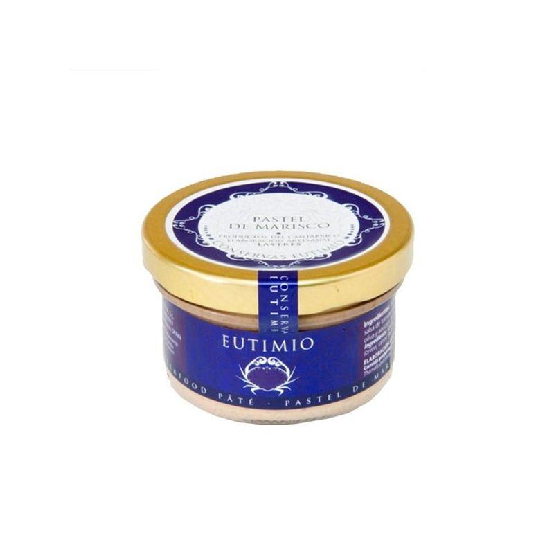 Pastel de Marisco Eutimio - Comprar Online