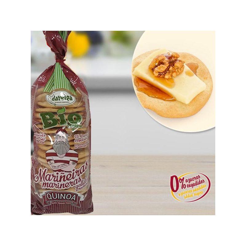 Comprar Mariñeiras Daveiga Quinoa