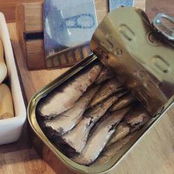 Sardinillas en Aceite de Oliva el Viejo Pescador - Comprar Online