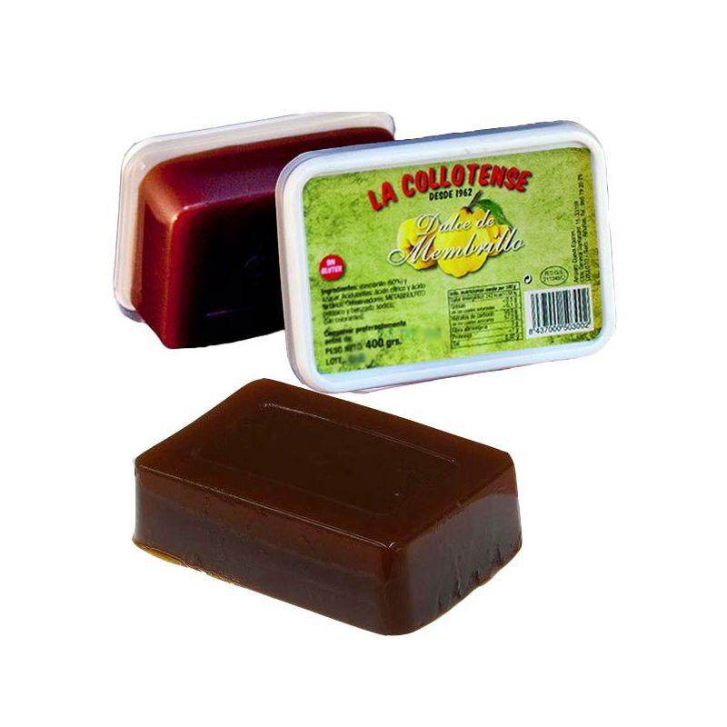 Comprar Dulce de Membrillo Asturiano La Collotense