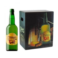 Comprar caja de 6 botellas de sidra natural Trabanco