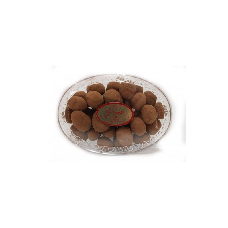 Catanias: almendras caramelizadas al cacao FEderico Verdu