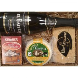 Cesta Regalo Navidad 0039 de Productos Asturianos