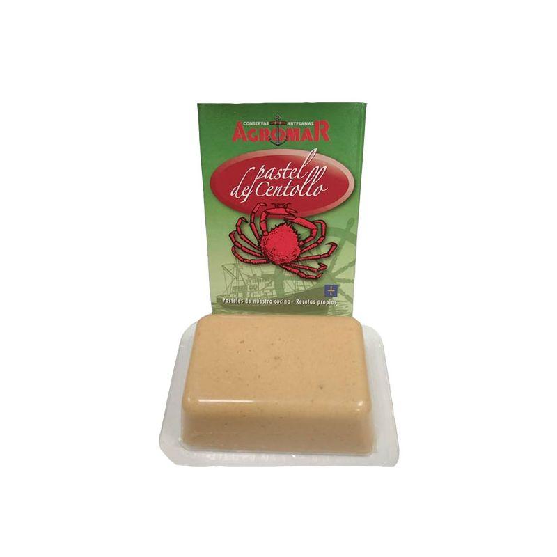 Pastel de Centollo Agromar en tarrina