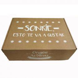 Caja Regalo Origen Asturias - Productos Asturianos