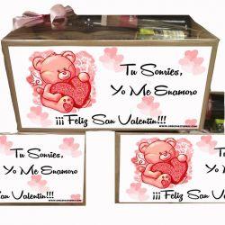 Caja Gourmet Especial San Valentin
