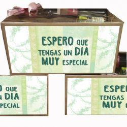 Caja Gourmet Regalo para Dias Especiales