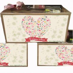 Caja Gourmet Te quiero Mamá - Dia Madre