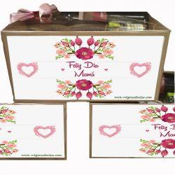 Caja Gourmet Feliz Día Mamá