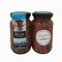 Anchoas del Cantabrico - Anchoas Blasan