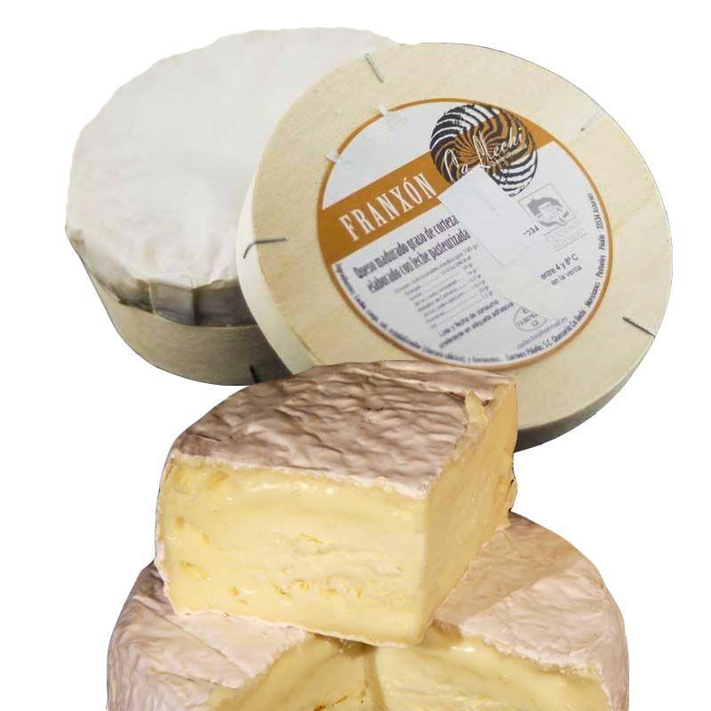 Queso Asturiano Franxon de Pasta Blanda - Comprar