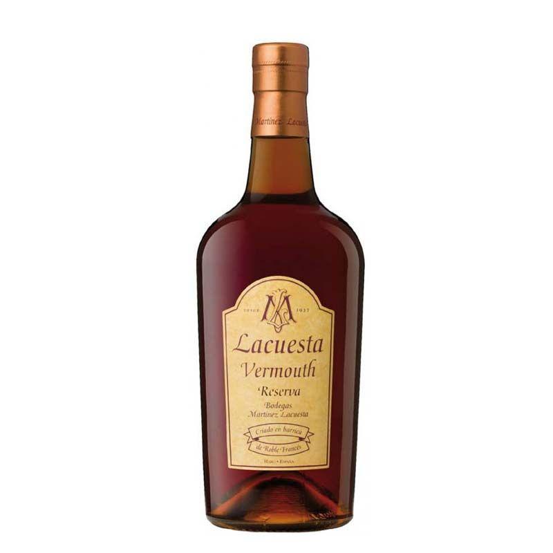Vermouth LaCuesta Barrica de Roble Frances
