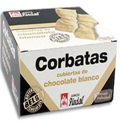Corbatas Unquera  Chocolate Blanco