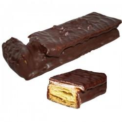 Corbatas Unquera Chocolate - Serie Oro - Mini