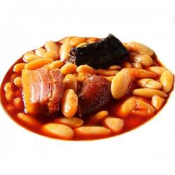 Fabada tradicional asturiana