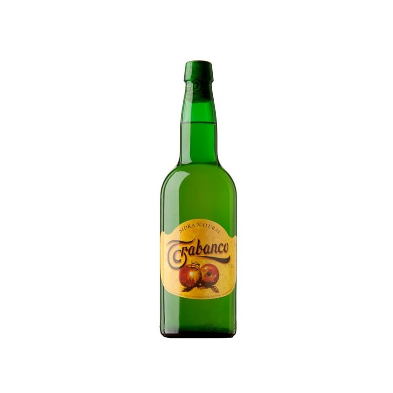 Botella Sidra Trabanco - Comprar Sidra de Asturias