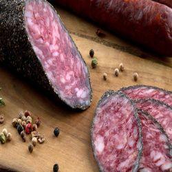 Salchichon de Jabali Naveda- Productos de Asturias