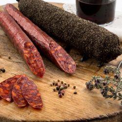 Chorizo de Jabali Asturias - Productos Asturianos