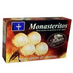 Pastas Asturianas Monasteritos - Pastas de Mantequilla