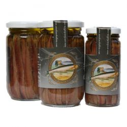 Anchoas de Llanes - Anchoas Ballota - Anchoas Cue