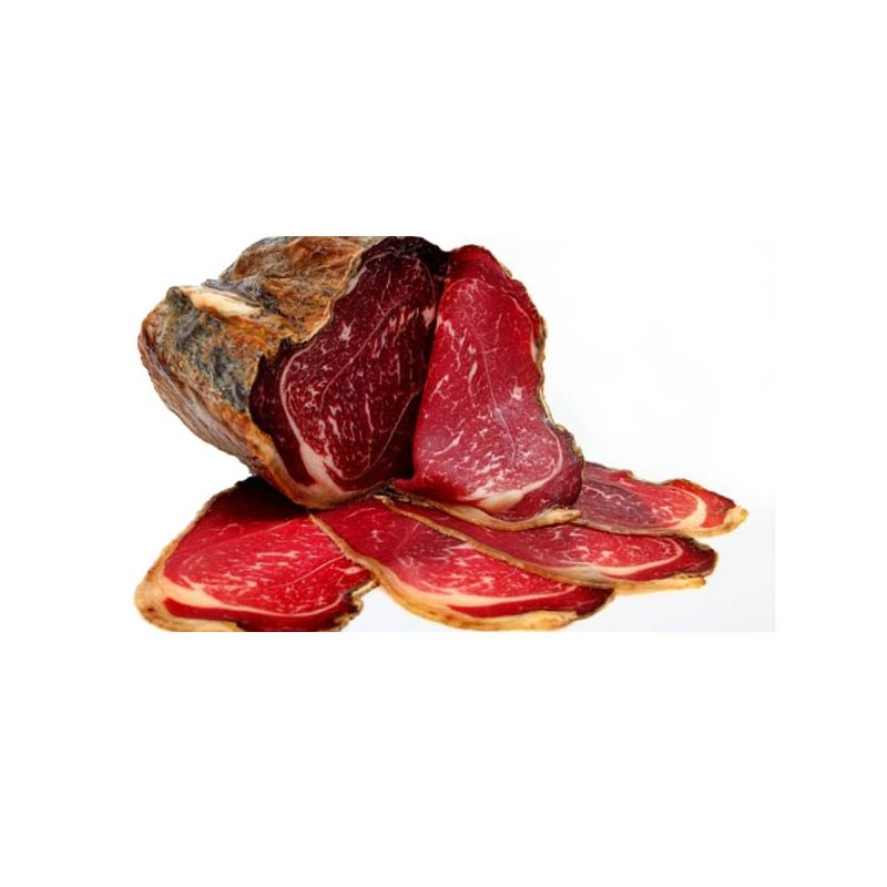 Tacos de Cecina de León al Vacio - Embutidos Manolo