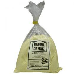Harina de Maiz Natural de Asturias