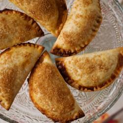Empanadillas Rellenas de Dulce Asturias
